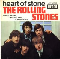Rolling Stones,The - Heart Of Stone (457.066) France